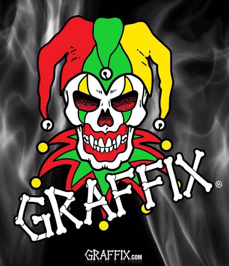 graffix flag-smoke